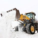 Услуги по очистке и вывозу снега